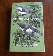 Birds and Woods by W.B. Yapp Oxford University Press