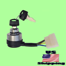 Ignition Switch for Honda EU3000iS EU3000iS1 Inverter 196CC 2.8KW 3KW 6 Wire Key