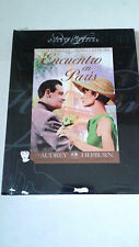 "DVD ""ENCUENTRO EN PARIS"" DVD LIBRO DIGIBOOK AUDREY HEPBURN WILLIAM HOLDEN"