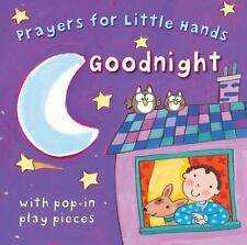 Goodnight (Prayers for Little Hands), Rock, Lois, New Books