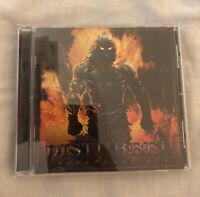 Disturbed - Indestructible CD.