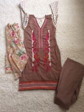 Al Karam Sana Safinaz Gul Ahmed Khaadi Stitched Small Pakistani Lawn Suit