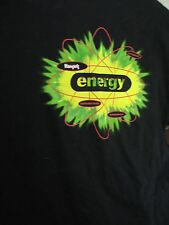 HANSEN MONSTER ENERGY 2002 vintage licensed employee event t shirt XL Fruit/Loom