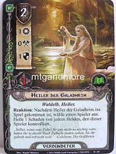 Lord of the Rings LCG  - 1x Heiler der Galadhrim  #147 - Das Schaurige Reich