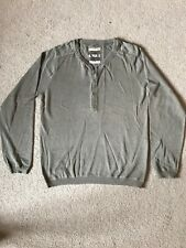 Mens Next Sweater grey size small - new with tags