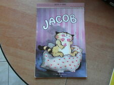 KALENDAR CALENDRIER calendar HEYE 1988 : JACOB the Cat DATE BOOK SVEN HARTMANN