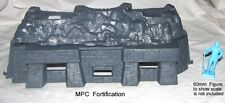 MPC reissue military bunker fortification for your 1/32 scale toy soldiers