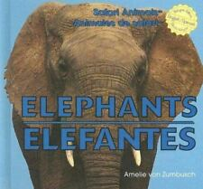 Elephants/Elefantes (Safari Animals/Animales de Safari)