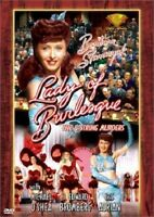 Lady of Burlesque, The G-String Murders Barbara Stanwyck (DVD, 2001) Brand New!