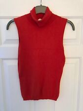 KOOKAI LADIES JUMPER TOP SIZE 2 WILL FIT SIZE 8 SIZE 10 RED