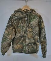 Berne Outdoor Realtree Heavy Camo Jacket Size Large