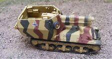 MGM 080-015 1/72 Resin WWII German 15cm sFH Sdkfz 135/1(f) Lorraine