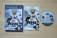 Ps2-NHL 2005 - (Neuf dans sa boîte, avec mode d'emploi)