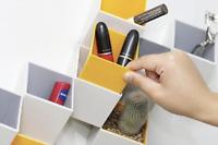 Toyoyo Trick Box Wall Mounted Floating Storage Decor Multi Purpose Holder Box
