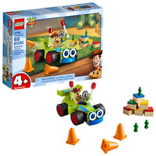 LEGO Toy Story 4 10766 Woody & RC building set - Disney New in Sealed Box