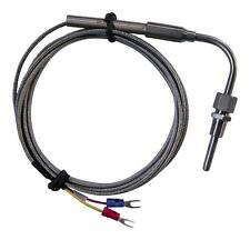 Exhaust Gas Temperature (EGT) Probe -200°C to 1250°C 3M stainless steel cable
