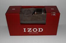 Mens IZOD Light Brown Slippers Size XXL 13