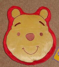 """Winnie The Pooh De Felpa Relleno Amortiguador cara diseño en forma de 13 """"x 11"""" Precio de ganga"""
