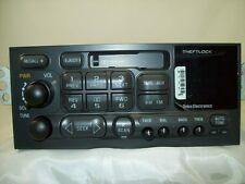 NEW AM/FM/CASS GM/DELCO RADIO 2000-2002 CAMARO/MALIBU/LUMINA 16259771