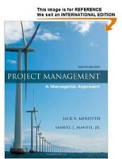 Project Management:A Managerial Approach (Samuel)(Int' Ed Paperback, 2011)8th Ed
