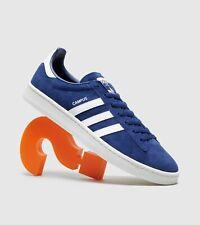 🔥Adidas Originals-CAMPUS -Men's Trainers (UK 11.5/EUR 46.5)Blue -Brand New Box