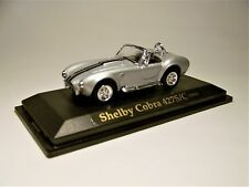 1964 Shelby Cobra 427 S/C Silver 1/43 Scale  Brand New in the Box Yat Ming 94227
