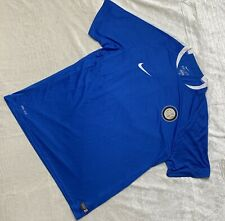 Inter Milan Nike Training Shirt - Blue