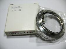 Accessori - Anello Adapter  Nikon AI > Canon EOS con chip autofocus -  rif.01