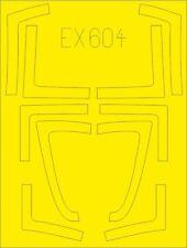 Eduard Peinture Masque EX604 1/48 Mcdonnell-Douglas F/A-18b / D Kinetic