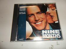 CD Nine Months da est, various e Hans stanza (1995) - COLONNA SONORA