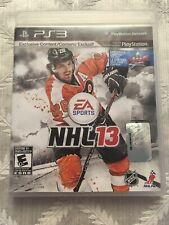 PS3 NHL 13, EA SPORTS, PLAYSTATION 3, BLU-RAY DISC