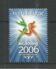 AUSTRALIA 2006 COMMONWEALTH GAMES 1ST ISSUE SG,2575 U/MM NH LOT 8527A