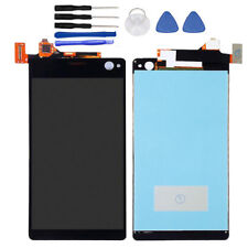 For Sony Xperia C4 E5303 E5306 Black LCD Display Touch Screen digitizer Replace