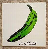 THE VELVET UNDERGROUND & NICO Unripened (LP, 2007) Lou Reed Norman Dolph Warhol