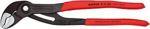 KNIPEX COBRA 87 01 300 HIGHTECH WATERPUMP PLIER x1 300mm MUTLIBUY DISCOUNT