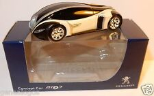 NOREV 3 INCHES 1/54 PEUGEOT CONCEPT CAR 4002 2014 BICOLORE IN BOX roues brillant