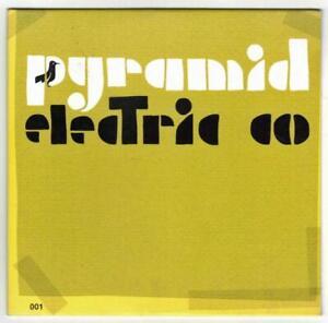 PYRAMID ELECTRIC CO Jason Molina Magnolia 2004 Secretly Canadian LIM ED RARE CD!