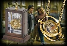Harry Potter Gift - Time Turner Necklace Pendant. Authentic Replica Noble NN7017