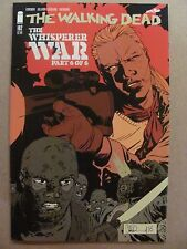 Walking Dead #162 Image Whisperer War Part 6 Robert Kirkman 9.6 Near Mint+