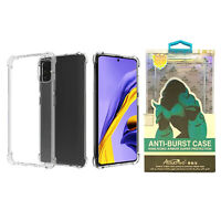Case for Samsung Galaxy A51 Anti-Shock Burst Shockproof TPU Gel Cover Atouchbo