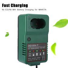 Multi-niveaux Chargeur de Batterie Remplacement pour MAKITA Ni-MH DC 7.2V-18.0V