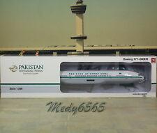 """Hogan PIA """"Retro Color"""" Boeing  B777-200ER 1/200"""