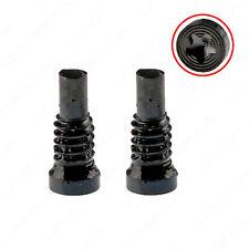 2X Bottom Screws Pentalobe Screw Set for iPhone 8 8 Plus, /Black