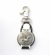 Barn Owl Design Clip on Fob Pocket Watch Owl Gift