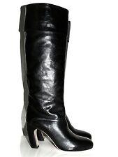 MIU MIU BY PRADA STIEFEL SCHWARZ BOOTS BLACK GR:40,5 NEU/NEW !!!