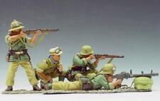 AK021 - Machine Gun Set - Afrika Korps -  King and Country