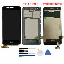 LCD Display Touch Screen Replacement+Frame for LG K8 2017 X240 X240F X240I X240H
