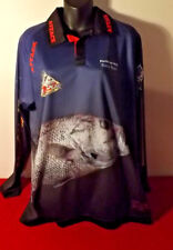 FISHING SHIRT ATTACK FISHING APPAREL IN GREAT CONDITION SIZE M