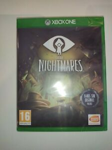 little nightmares xbox one neuf sous blister