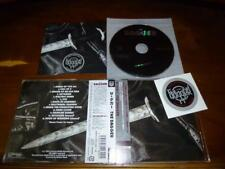 The Dagger / ST JAPAN+2 w/Sticker Dismember Carnage Entombed Thin Lizzy C3